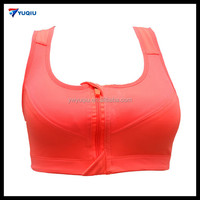 S/M/L/XL Sublimation Sexy Sports Bra Wholesale Custom Yoga Sports Bra for Girls In Stock Yoga Sportswear