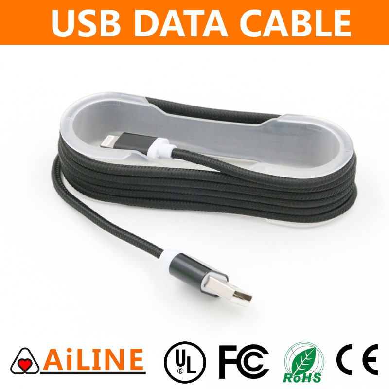 AiLINE Factory Cheap Price Copper Driver Download 150CM USB Cable