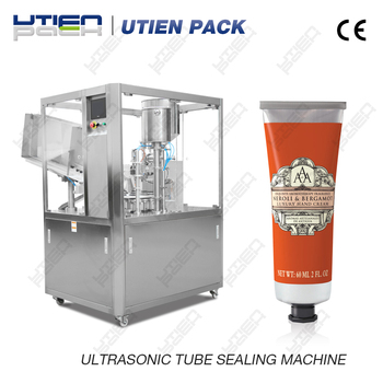 Applied in cosmetic Pneumatic sealing machine