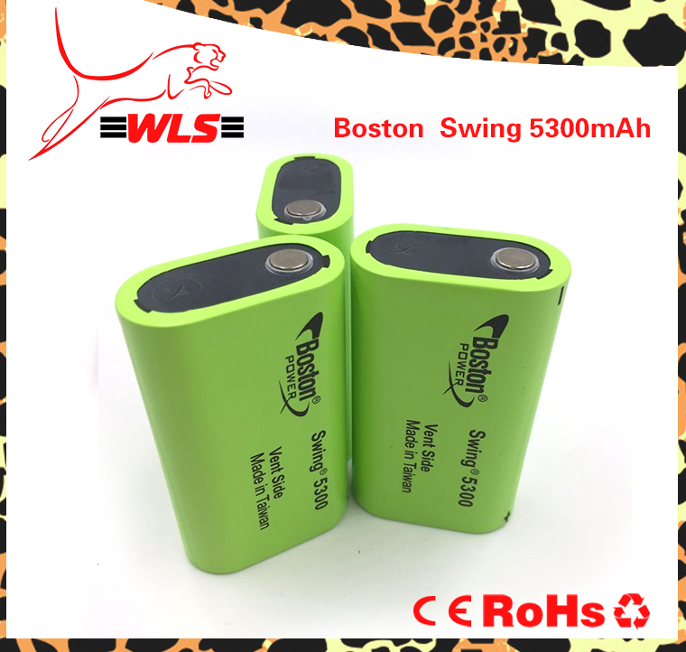 Boston Swing 5300 3.65V 5300mAh 13A Low Temperature High Power Li-ion battery Cell
