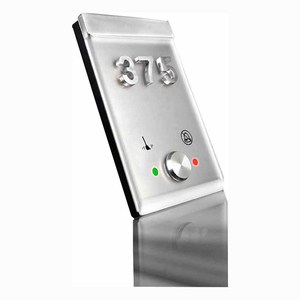 Hotel DND Doorbell Switch Stainless Steel Panel