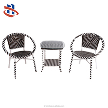 All weather poland style poly rattan garden treasure outdoor furniture