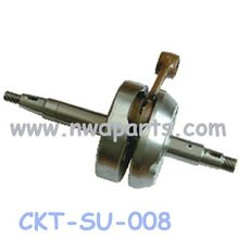 A100 motorcycle crankshaft