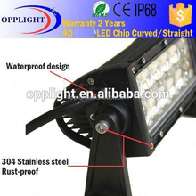 2015 cheap factory price discount 288W 50inch Off Road Curved Cheap Dual Rows Led Light Bar