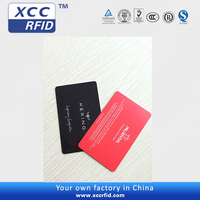 ISO standard High frequency 13.56 rfid card
