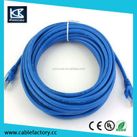 UTP/FTP/SFTP/indoor/outdoor CCA Cat5e cable Cat6 cable network cable