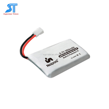 Mini drone Plane helicopter plane rc lipo batteries battery 3.7v 350mah