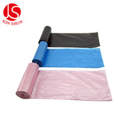 wholesale PE disposable garbage bag roll plastic bin bag