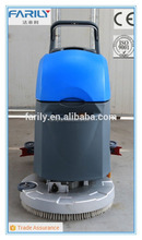 Best selling floor scrubber battery of China