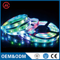 DC12V/24V SMD2835/3528 flexible waterproof led pixel strip light for bridge,building facade