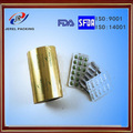 pharmaceutical packaging double side gold aluminum blister foil