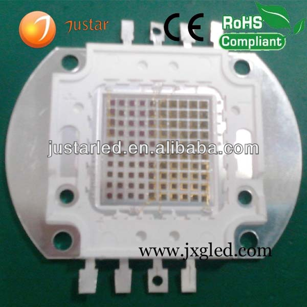 high power 100w 4 band deep red 650-655nm,655-665nm,670nm,680nm multi-wavelengths led