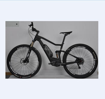 Top end Bafang Mid Drive 36V 350W electric mountain bike G330 full suspension eMTB mountain ebike Enduro 29ER ebike