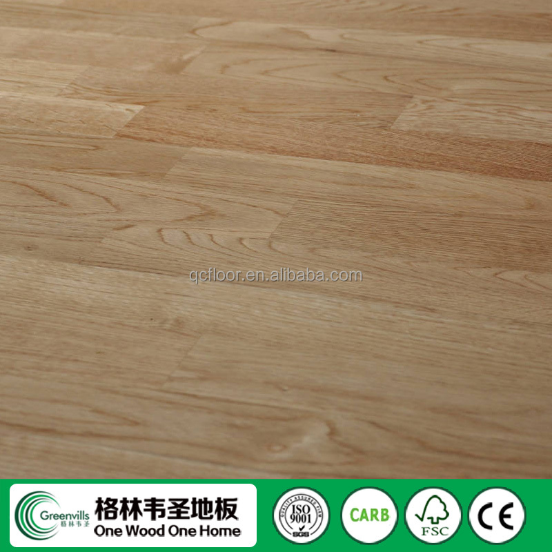 oak 3-ply/3 strip T&G engineered wood floor