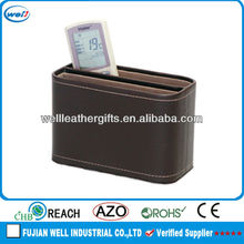 PU leather remote control holder