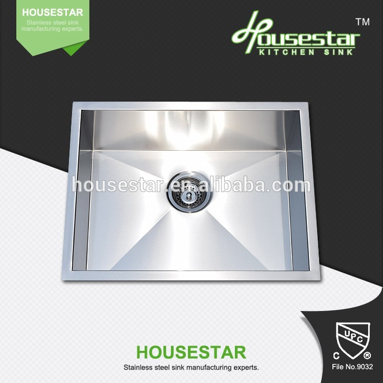 Commercial stainless steel kitchen sink equipment for home