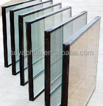wholesale double glazing window clear low-e insulated building glass