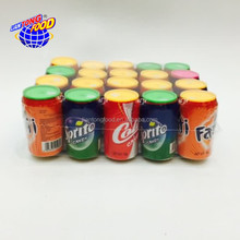 canned multi-fruit flavor pressed candy