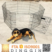 Hot selling China dog kennel fence panels