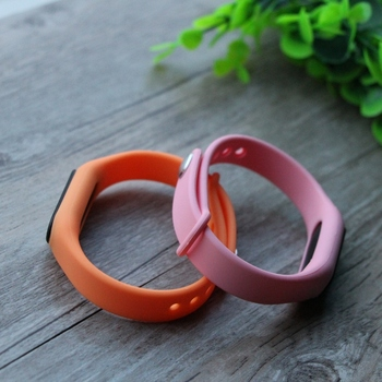 Bluetooth Low Energy Programmable Ble Beacon Silicon Wristband