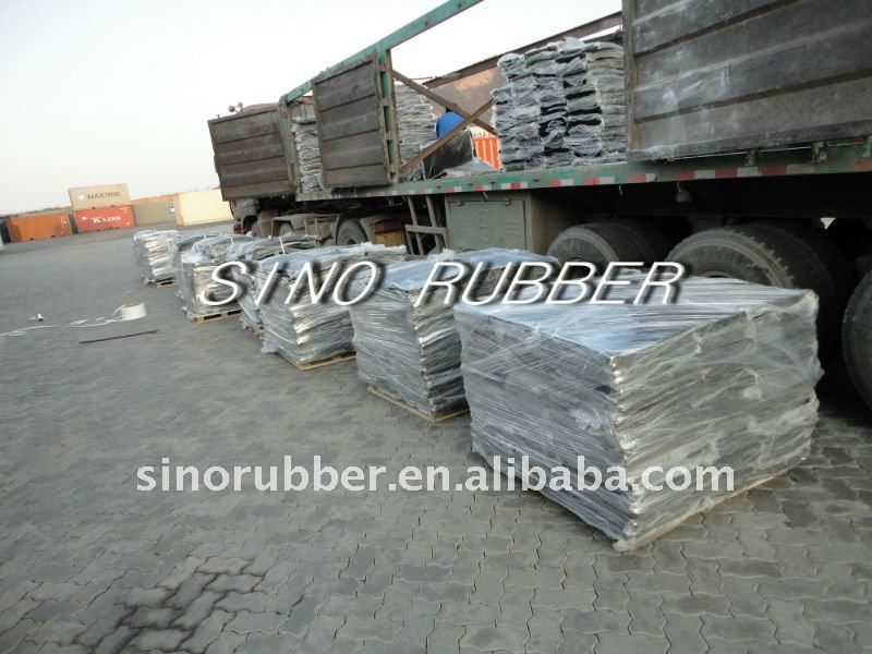 high tensile whole tire reclaimed rubber