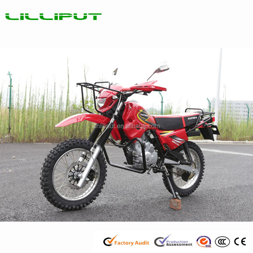 125cc Dirt Bike Offroad Motorcycle for African Market