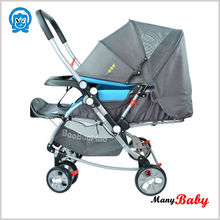 2015 Baby pushchair with custom made hood cover
