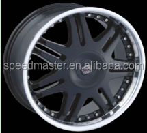 Painted with machined lip/chrome SURFACE LOW PRICE STEEL WHEEL RIM SIZE 20*8.5