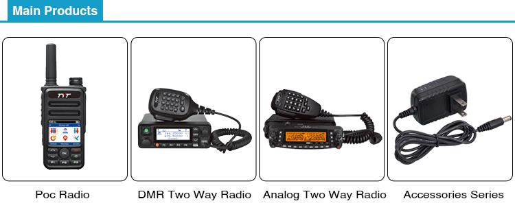 Rádio pequeno rádio analógico bidirecional TC-568 4 cores para você escolher