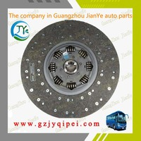 2016 hot sale and high quality size 430mm push type clutch plates kits disc for yutong higer bus