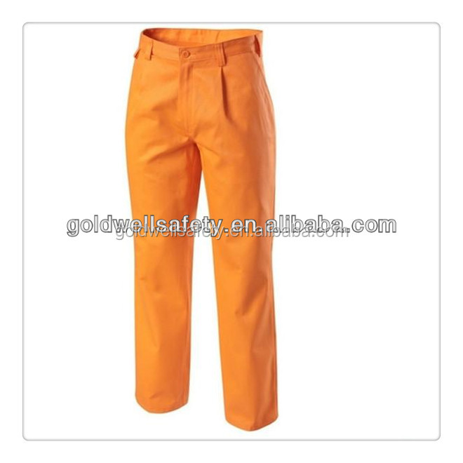 FR Fire Retardant Cotton Work Trousers