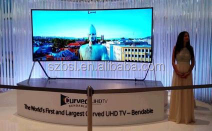 "Wholesale 100''105"" inch S9 Series Black UHD 4K LED 3D Curved Smart HDTV UN105S9WAFXZA"