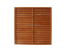 Cheap High Quality Wood Fence Panel
