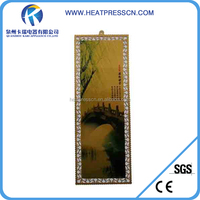 New design high performance Metal Bookmark