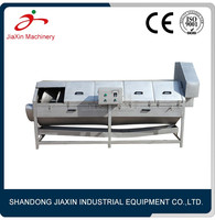 Industrial automatic garlic peeling cleaning machine for sale