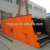 lagre capacity YK series high efficiency mineral ore vibrating screen for stone crushing production line
