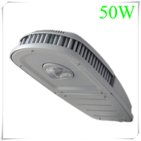 High Lumen USA Bridgelux Chip 130lm/W With Meanwell driver 50W LED Street lamp