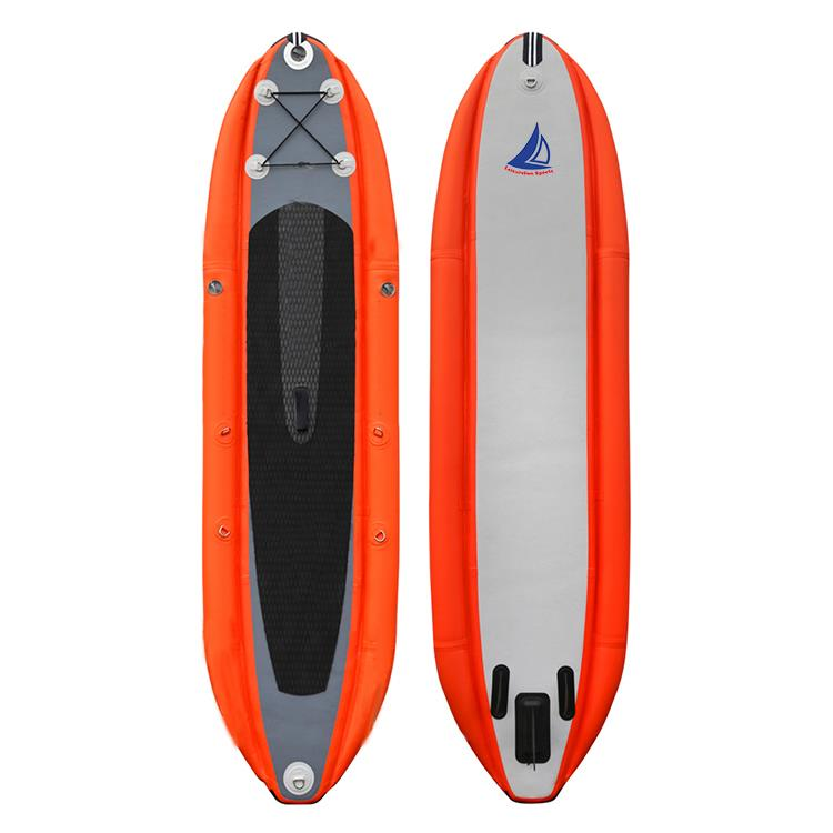 new 2016 professional 3chamber inflatable sup paddle board