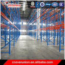 Heavy load capacity warehouse pallet storage racking