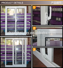 China Supplier energy efficient glazing aluminium sliding window