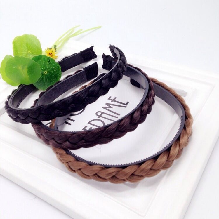 Factory wholesale hair bands made of hair