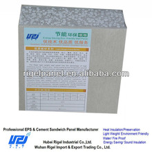 Substitute for gas block office furniture partition Foam&Concrete Sandwich Panel