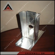 Direct factory price crazy selling galvanized steel cd profile