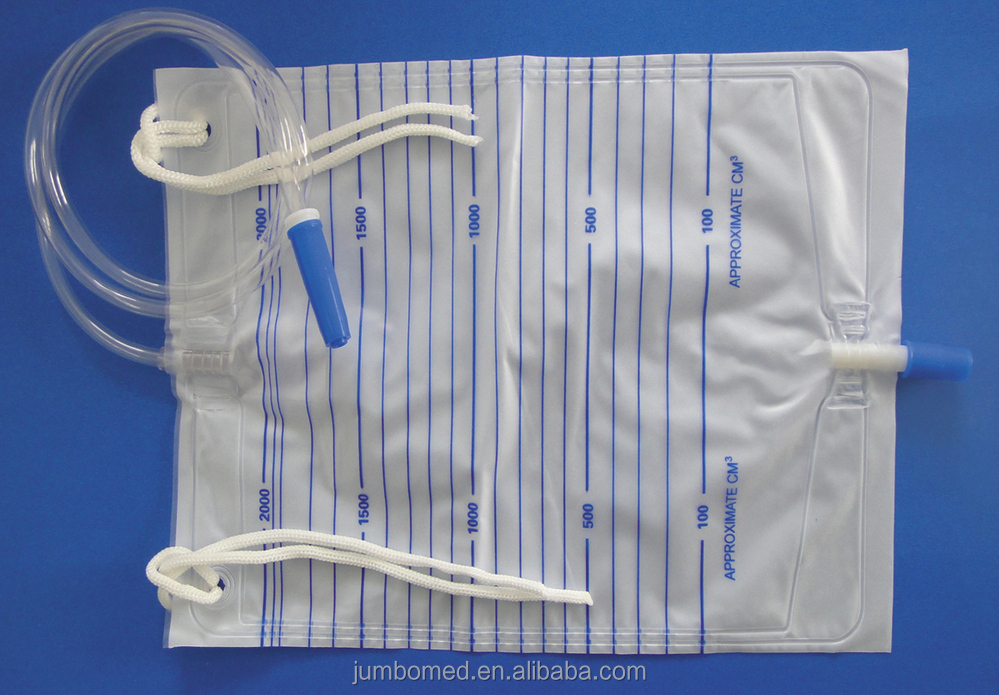 Urine bag 2000ml, Leg bag