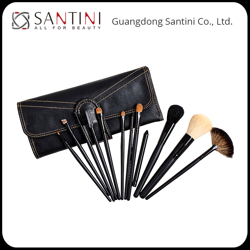 Wholesale custom logo eye makeup brushes