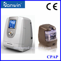 CE Approved Clinic and Home CPAP Portable Medical Ventilator Machine