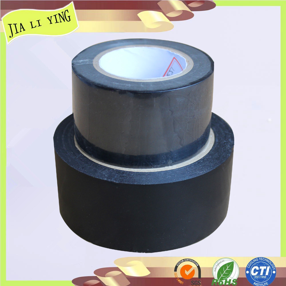 Flame retardant Adhesive Black PVC Safety Insulation Tape