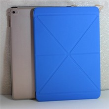 Smart Wake Leather Case Cover for ipad mini 3 4 leather case
