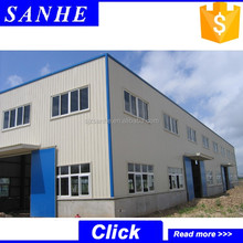 Cheap prefabricated steel structure warehouse price