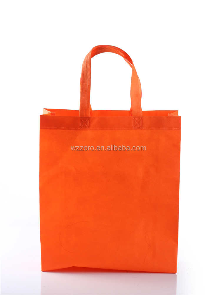 Eco friendly factory for sale recycle nonwoven bag